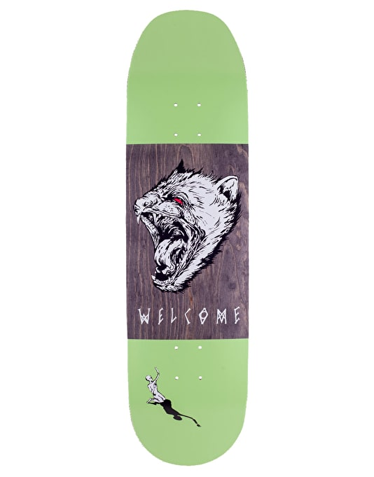 Welcome Tasmanian Angel on Baculus Team Deck - 8.75""