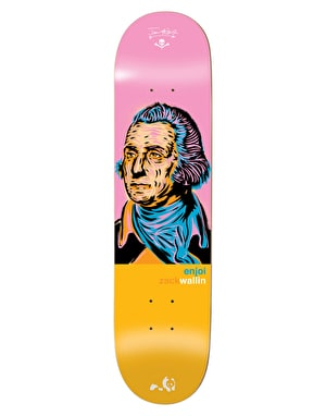 Enjoi x Jason Adams Wallin Presidents Pro Deck - 8