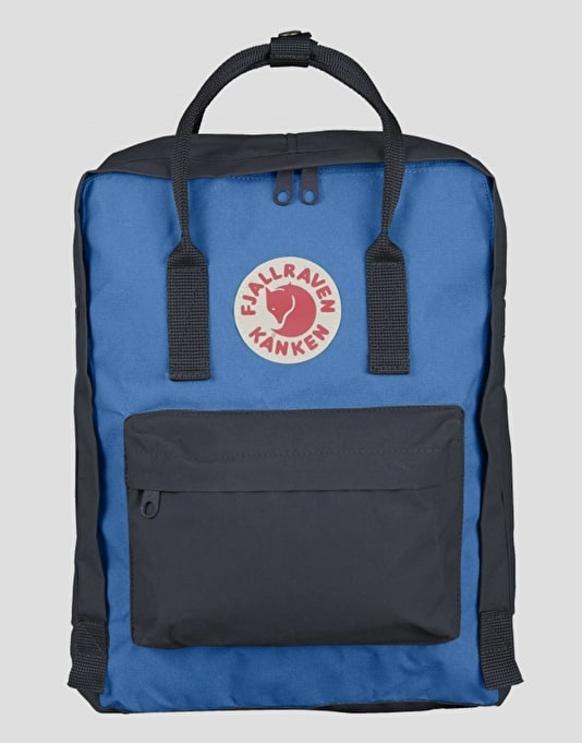 Fjällräven Kånken Backpack - Graphite/UN Blue