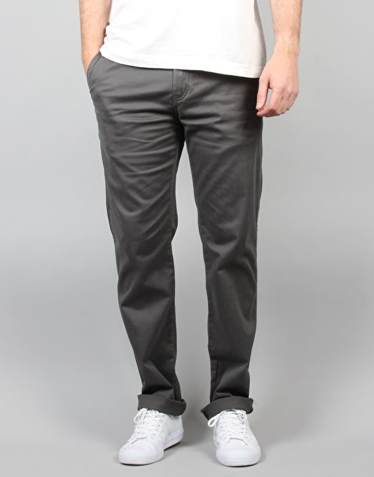 Element Howland Trousers - Stone Grey