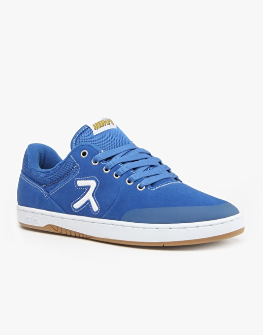 Etnies x Hook Ups Marana Skate Shoes - Royal