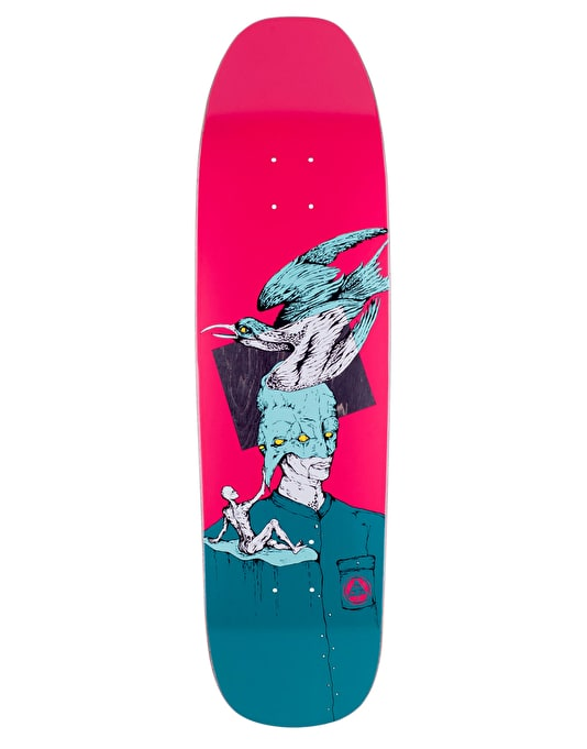 Welcome Feel Nothing on Nimbus 5000 Team Deck - 8.75""