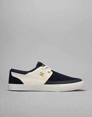 DC Wes Kremer 2 S Skate Shoes - Blue/Blue/White
