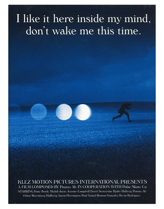 Polar 'I Like It Here Inside My Mind Don't Wake Me This Time...' DVD