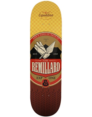 Expedition One Remillard Premium Pro Deck - 8.38