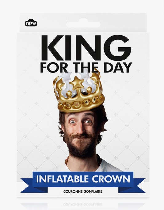 King For A Day Crown