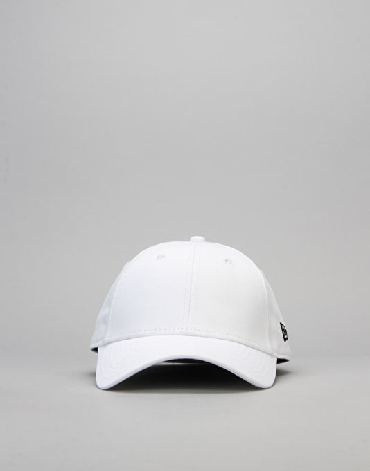 New Era 9Forty Flag Collection Cap - White/Black