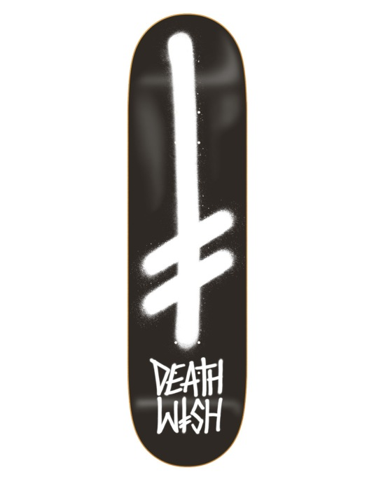Deathwish Gang Logo Team Deck - 8""