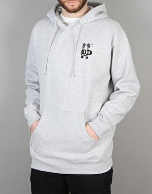 Pass Port Hall Pullover Hoodie - Heather Grey