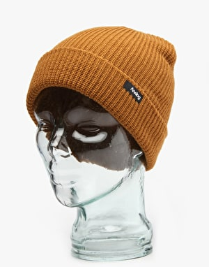 Analog Burglar Beanie - Leather