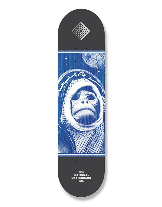 The National Skateboard Co. Sam Team Deck - 8.375""