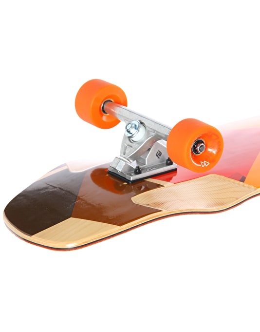 "Flying Wheels Nestblock Longboard - 36"" x 10"""