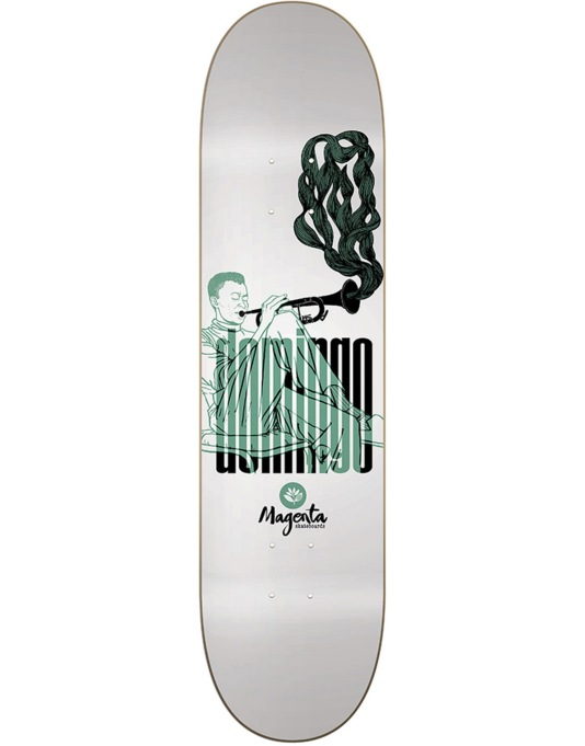 Magenta Domingo Team Deck - 8""