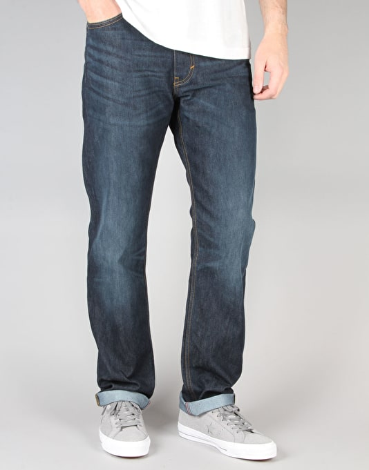 Levi's Skateboarding 504 Regular Straight Jeans - Soma