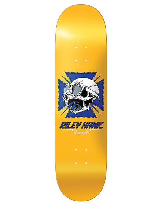 Baker Hawk Tribute Pro Deck - 8.125""