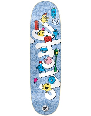 Cliché x Mr. Men Directional Team Deck - 8.75