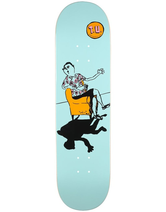 Transportation Unit Lazy Boy Team Deck - 8.25""