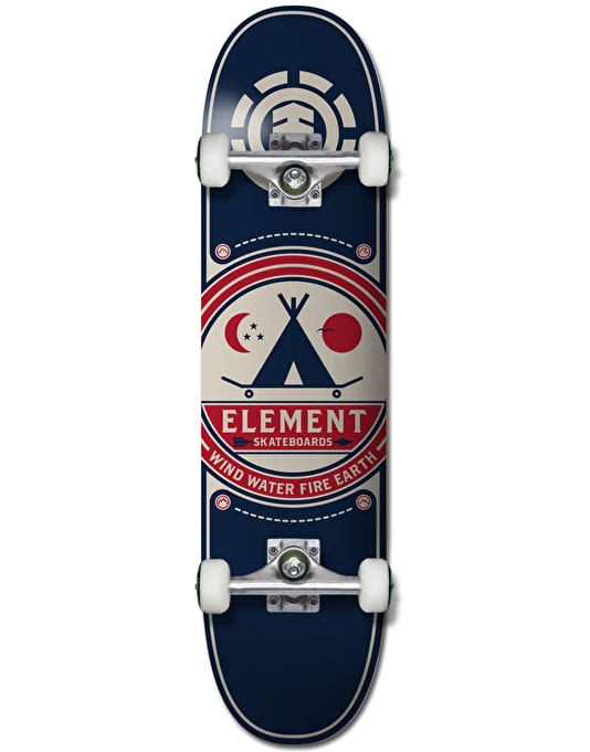 Element Tee Pee Complete - 7.75""