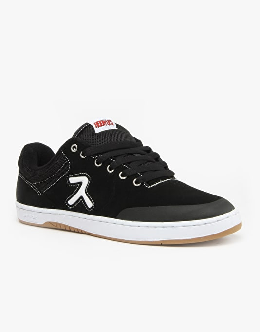 Etnies x Hook Ups Marana Skate Shoes - Black