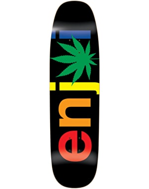 Enjoi Chronic Logo Team Deck - 8.5
