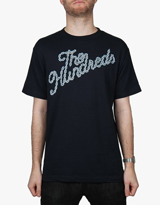 The Hundreds Links T-Shirt - Navy