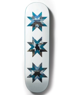 Quasi Crockett Quilt [Two] Pro Deck - 8.5