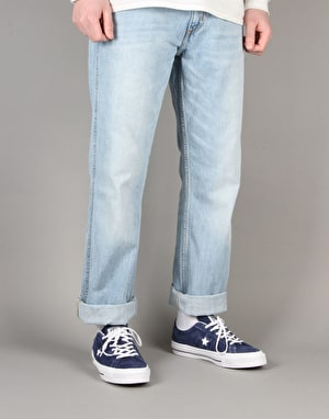 Carhartt Western II Denim - Blue Blast Washed