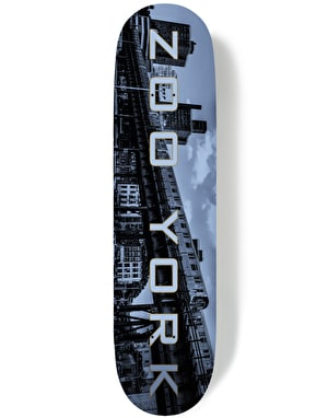 Zoo York Golden Era Metropolis Series - Subway Team Deck - 8.25