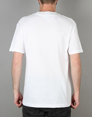 HUF Rose Bud T-Shirt - White/White