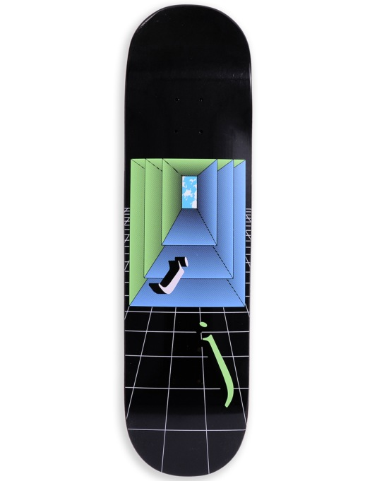 Quasi Johnson N.O.S [Two] Pro Deck - 8.5""