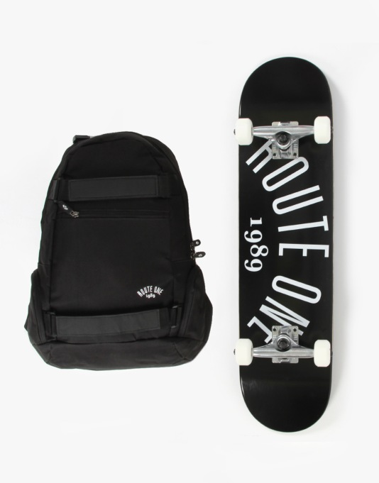 "Route One Arch Logo Complete Gift Pack - 7.75"" (Mellow Concave)"