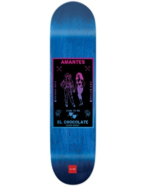 Chocolate Tershy Black Magic Pro Deck - 8.5