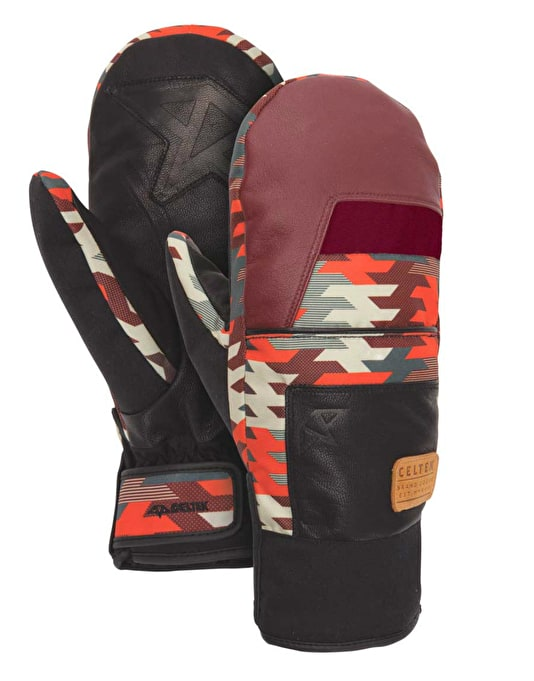 Celtek Philly 2016 Snowboard Mitts - Aztec