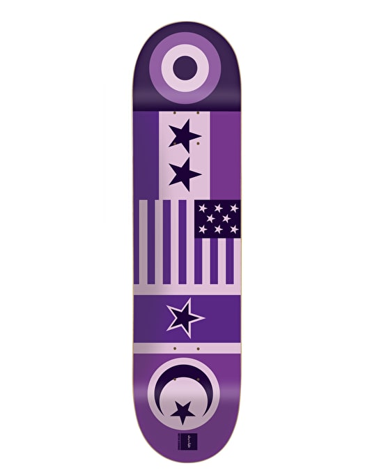 Chocolate Eldridge Flags Pro Deck - 8""