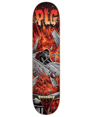Darkstar PLG Crash Pro Deck - 7.75