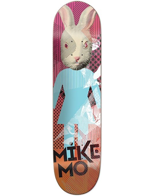 Girl Mike Mo Candy Flip Pro Deck - 7.75""