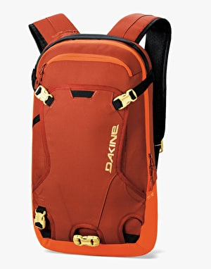 Dakine Heli Pack 12L Backpack - Inferno