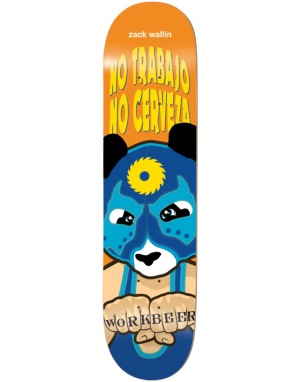 Enjoi Wallin Wrestling Mask Impact Light Pro Deck - 8.25