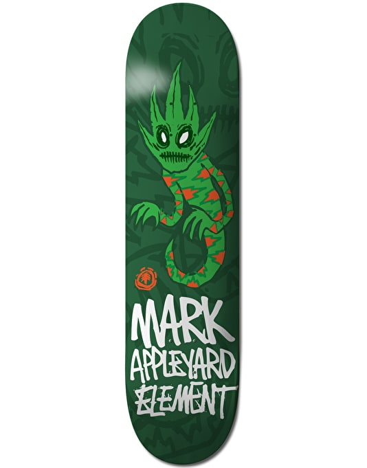 Element x Fos Appleyard Sprites Featherlight Pro Deck - 8""