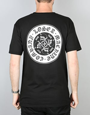 Loser Machine Hypnotic T-Shirt - White