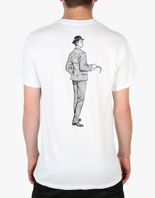 Route One Alfred T-Shirt - White