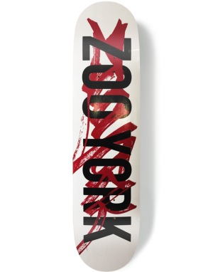 Zoo York Detention Team Deck - 8.5