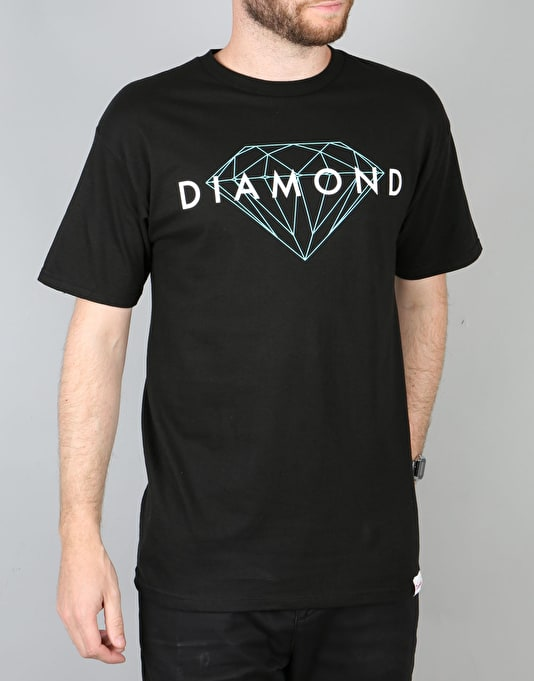 Diamond Supply Co. Brilliant T-Shirt - Black