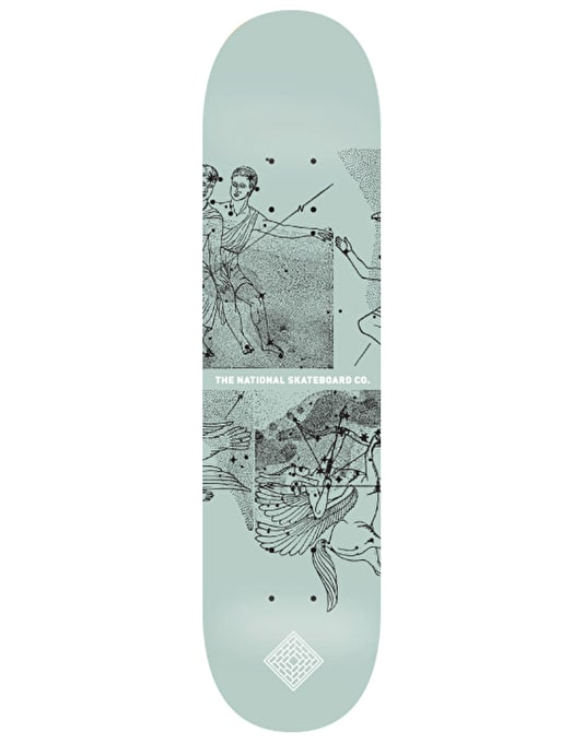 The National Skateboard Co. Universe Team Deck - 8.125""