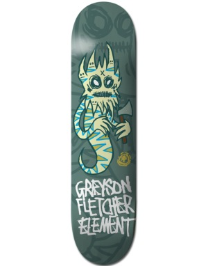 Element x Fos Greyson Sprites Featherlight Pro Deck - 8.5