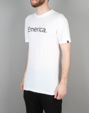 Emerica Pure Emerica T-Shirt - White