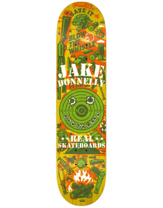 Real Donnelly Overlay Pro Deck - 8.12""
