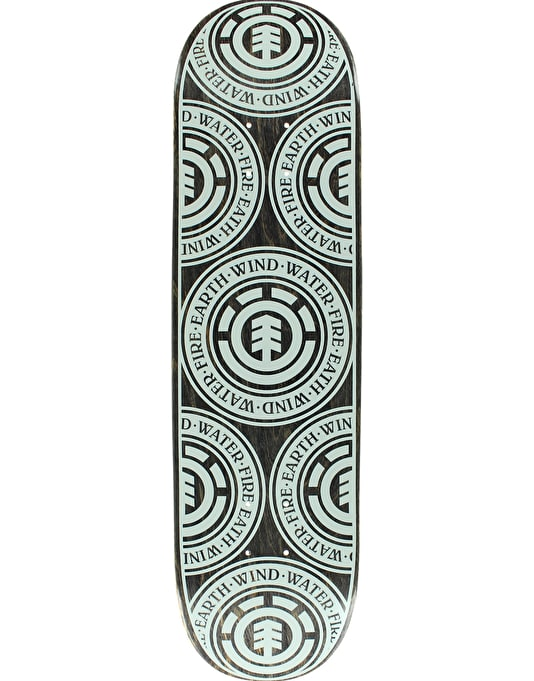 Element 92 Seal Featherlight Team Deck - 8.25""