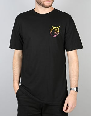 The Hundreds Simple Adam T-Shirt - Black