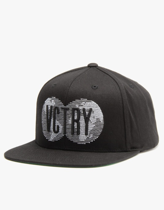 10Deep Worldwide Victory Snapback Cap - Black